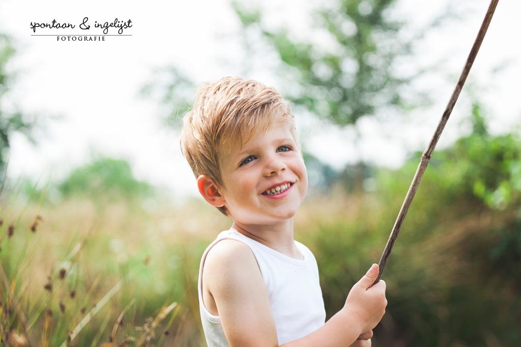 Wil je een mooie serie spontane en natuurlijke foto's van je kind? Check mijn website