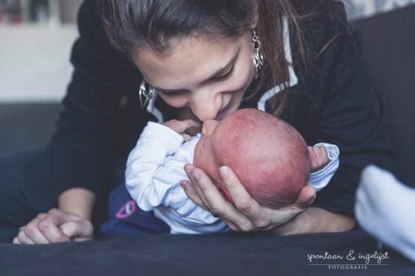Newborn Maud